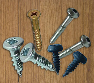 Cabinet Fasteners