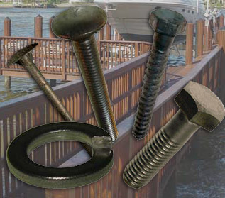 Marine Application Fasteners